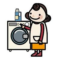 コタツ布団の洗い方