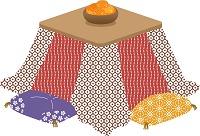 コタツ布団の洗濯方法