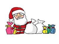 サンタ クリスマスプレゼント