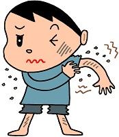 アトピー性皮膚炎