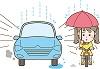 自転車の雨対策!服は?頭は?子どもを乗せる時は?