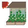 グリーンカーテンの作り方!ゴーヤで緑のカーテンを作る!