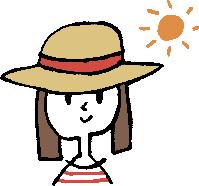 日焼けによる乾燥を防ぐには