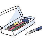 鉛筆汚れの落とし方!プラスチックの筆箱の場合!綺麗に保つには?