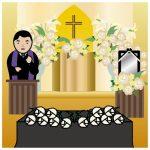 キリスト教葬儀の香典の書き方は普通と違う?金額や参列マナー