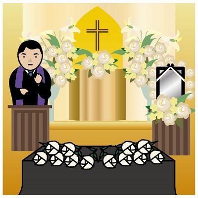 キリスト教葬儀