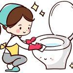 トイレ掃除の頻度ってどのくらい?主婦でも意外と苦手な人が多い?